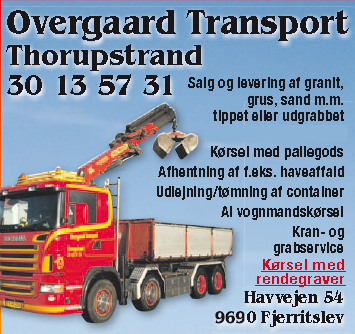 overgaard transport